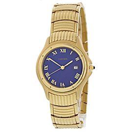 Cartier Cougar 1165.1 33mm Womens Watch