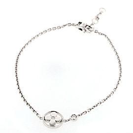 Louis Vuitton 18 WG Diamond Bracelet