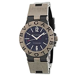 Bvlgari Diagono TI 38 TA 38mm Mens Watch