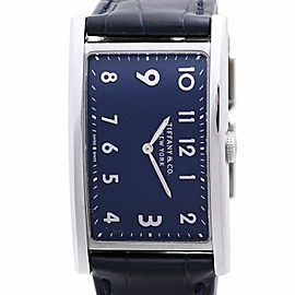 Tiffany & Co. East West 34677344 25mm Unisex Watch