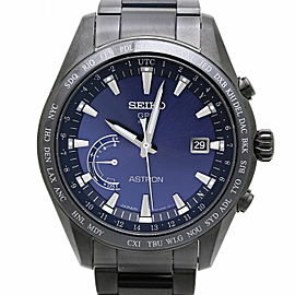 Seiko Astron GPS SBXB111 45mm Mens Watch