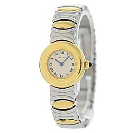 Cartier Baignoire 1980 24mm Womens Watch