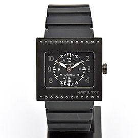 Hamilton Khaki Code Breaker H795850 38.5mm Mens Watch
