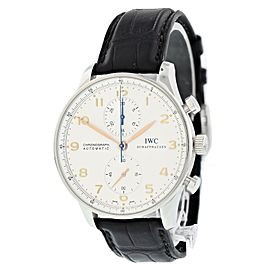IWC Portuguese Chronograph IW371401 Mens Watch