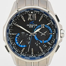 CASIO Oceanus OCW-S3400 43mm Mens Watch
