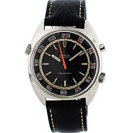 Vintage Omega Seamaster Pilot Chronostop 145.008 Caliber 865