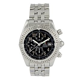Breitling Chronomat A13356 P.A.N Frecce Tricolore Mens Watch
