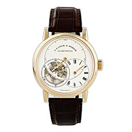 A. Lange & Sohne Tourbillion 760.032 Men Watch