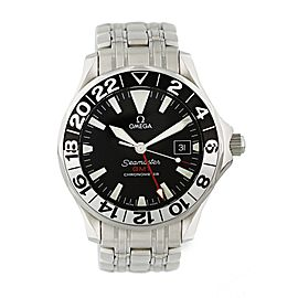 Omega Seamaster GMT 2534.50.00 50th Avinversary Edition Mens Watch
