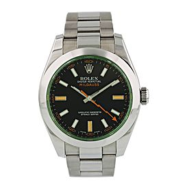 Rolex Milgauss 116400GV Men Watch