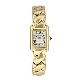 Cartier Tank Quartz Ladies Watch