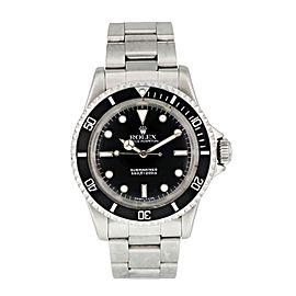 Rolex Submariner 5513 Mens Watch