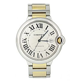 Cartier Ballon Bleu Jumbo 3001 Mens Watch