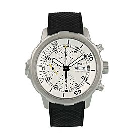 IWC Aquatimer IW3768-01 Mens Watch Box And Papers