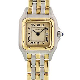 Cartier Panthere 112000R Two Tone Ladies Watch