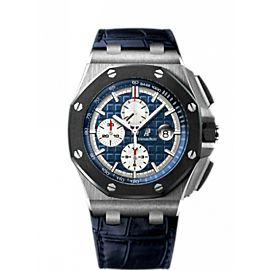 Audemars Piguet Royal Oak Offshore 26401PO.OO.A018CR.01 Ceramic / Platinum Box P