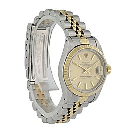Rolex Datejust 69173 Ladies Watch