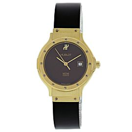 Hublot MDM 1391.3 18k Yellow Gold Ladies Watch
