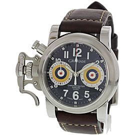Graham Chronofighter Limited Edition Overlord Automatic 2OVAS.B03A.K10B