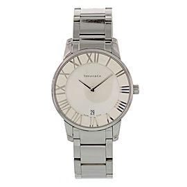 Tiffany & Co. Atlas Stainless Steel Watch