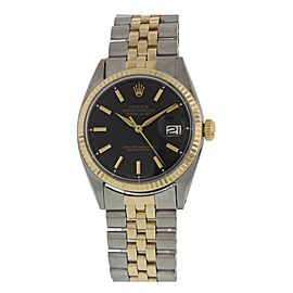 Rolex Oyster Perpetual Datejust 1601 Vintage Watch