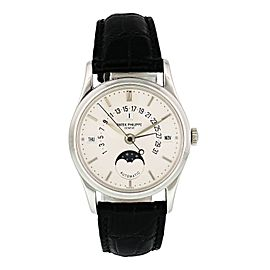 Patek Philippe Grand Complications 5050P-XX1 Perpeual Calender Mens Watch