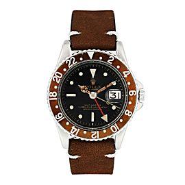 Rolex GMT Master 1675 Mens Watch
