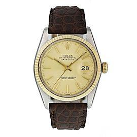 Rolex Datejust 16013 Mens Watch