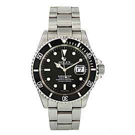 Rolex Submariner 16610 Mens Watch