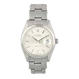 Rolex Oysterdate Precision 6694 Mens Watch