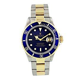 Rolex Submariner 16613 Men Watch