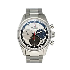 Zenith El Primero 03.2150.400 Men's Watch With Box & Papers