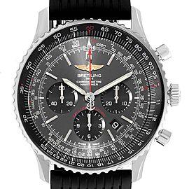 Breitling Navitimer 01 Rubber Strap Limited Edition Watch AB0127 Unworn