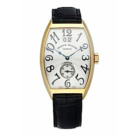 Franck Muller Cintree Curvex 2851 S6 Limited Edition Mens Watch