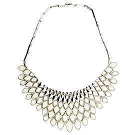 Stephen Webster Superstone Collar Mother Of Pearl Crystal Haze Necklace
