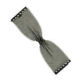 Stephen Webster Jewels Verne Metallic Lace Mesh Bracelet 7 Inches long