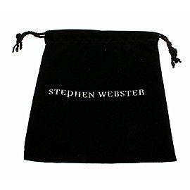 Stephen Webster Les Dents De La Mer Bracelet Black Sterling Silver