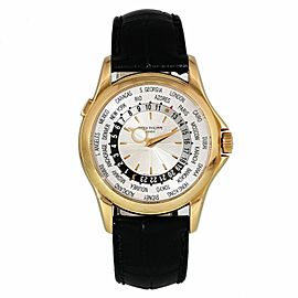 Patek Philippe Complications World Time 5130R Men Watch