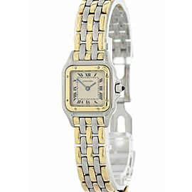 Cartier Panthere 166921 3 Row Gold Ladies Watch