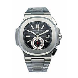 Patek Philippe Nautilus 5980 Blue Nautilus Men's watch Box & Papers