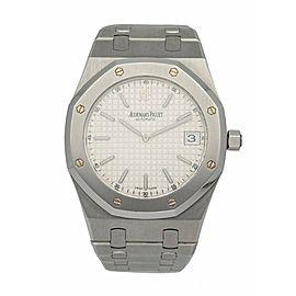 Audemars Piguet Royal Oak Jumbo Extra-Thin 15202ST Box & Papers Men's Watch