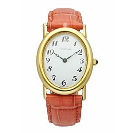 Cartier 9029.21 18K Yellow Gold Vintage Watch
