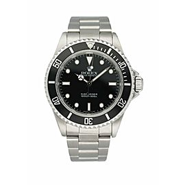 Rolex Oyster Perpetual Submariner 14060 No Date Men's Watch