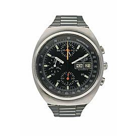 Heuer Lemania 510.500 Chronograph Day Date Men's Watch