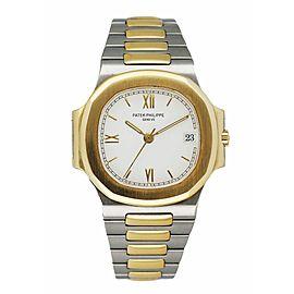 Patek Philippe Nautilus 3800/1JA Two-Tone Automatic Men's Watch