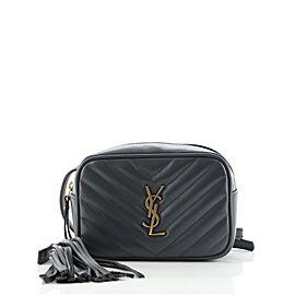 Saint Laurent Lou Belt Bag Matelasse Chevron Leather