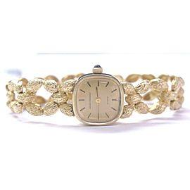 Girard Perreguax Yellow Gold Watch 14KT Yellow Gold 30G