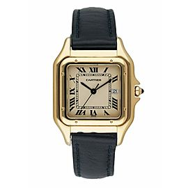 Cartier Panthere 18K Yellow Gold Large Watch