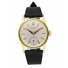 Patek Philippe Calatrava 96 Vintage Men's Watch