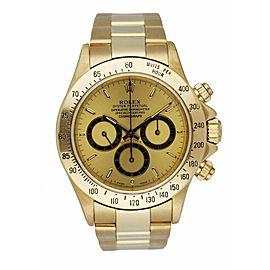 Rolex Daytona 16528 Zenith Men's Watch